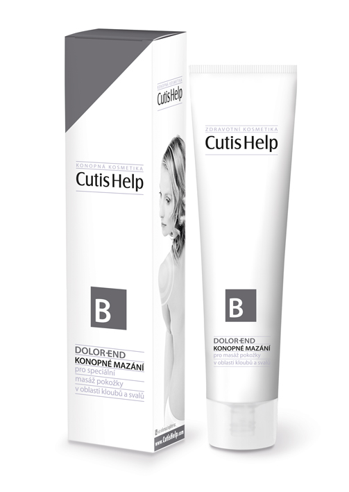 CutisHelp DOLOR-END Hanfcreme 75 ml